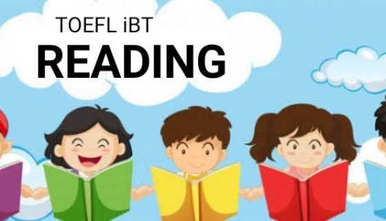 TOEFL iBT Reading Section - Teacher2Students