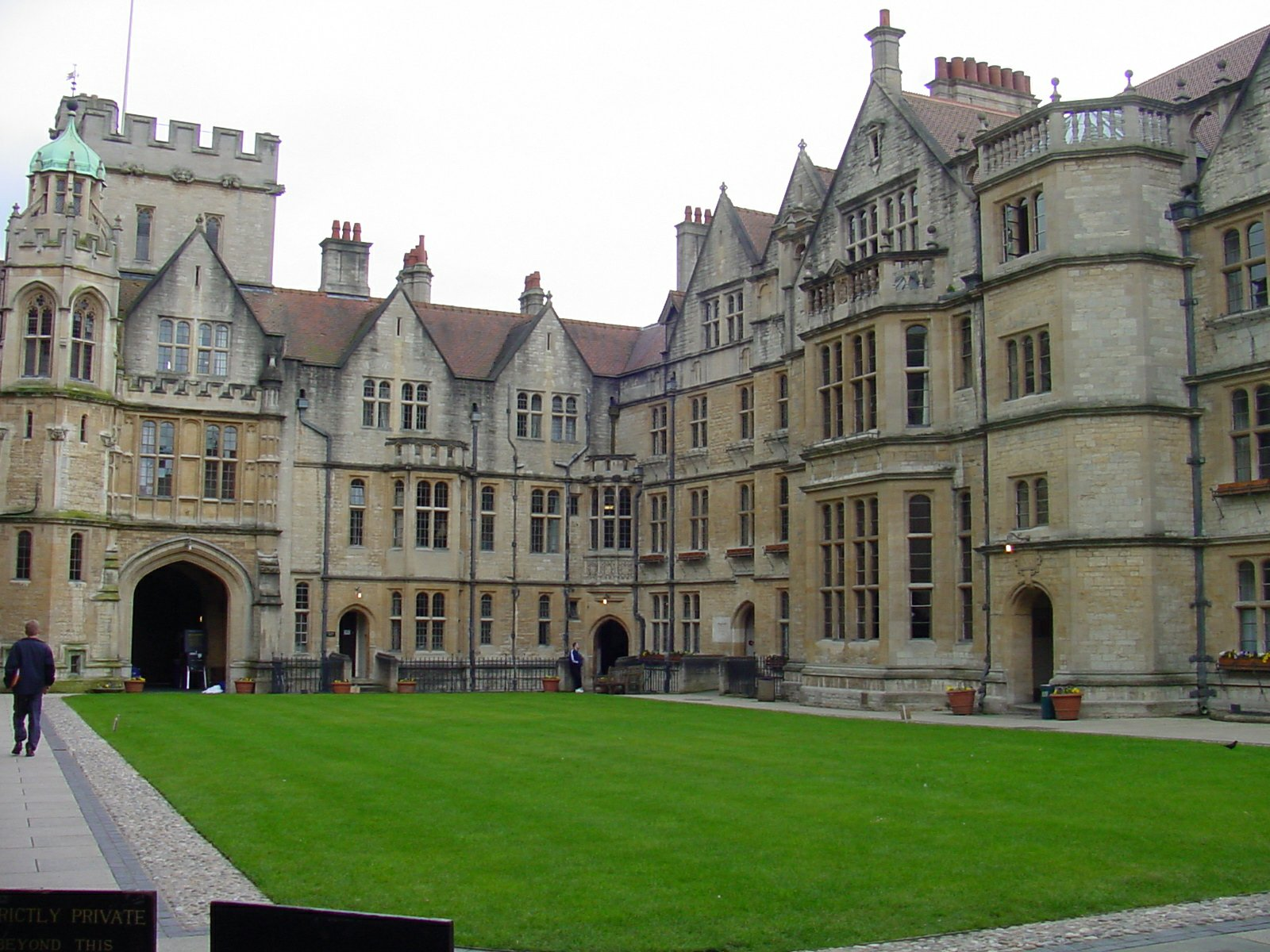 IELTS score at Oxford University