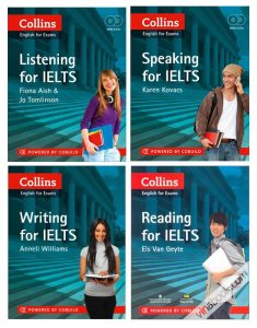 Collins English for IELTS IELTS books