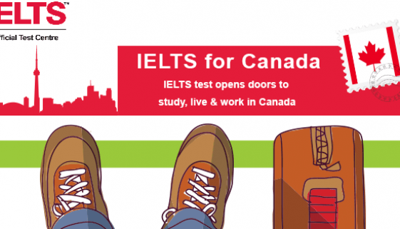 IELTS for Canada