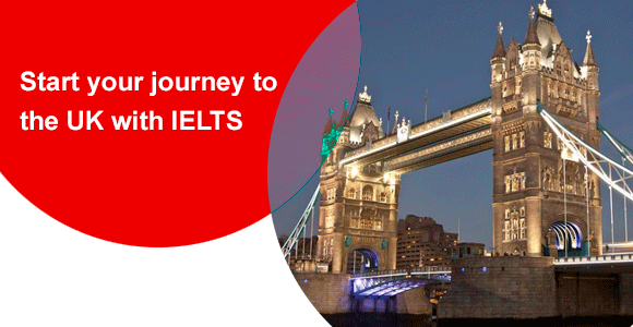 IELTS for uk canada visa