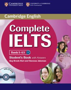 Complete IELTS from Cambridge Exam-Practice IELTS books