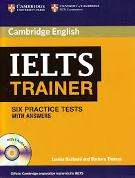 IELTS Trainer Exam practice IELTS books
