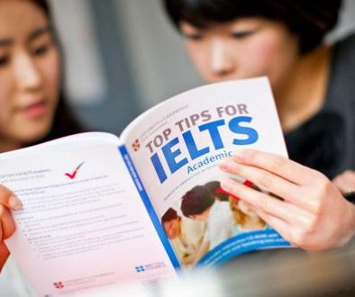 take the IELTS exam