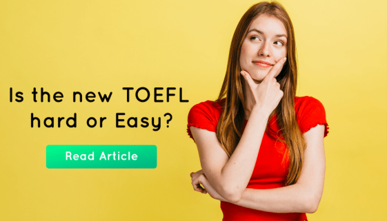 TOEFL hard or easy