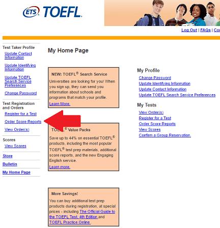 TOEFL Report