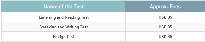 TOEIC test online
