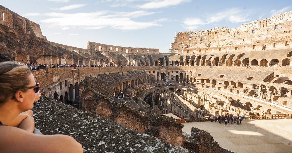 Rome with IELTS TOEFL TOEIC
