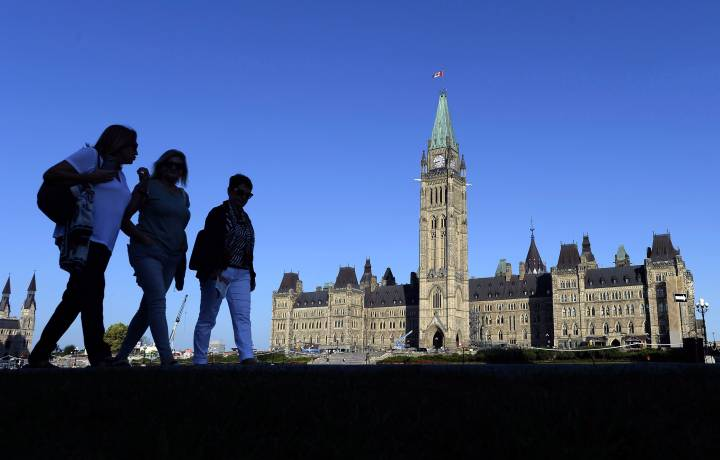 Canada with IELTS