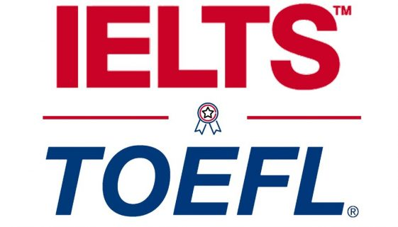 IELTS and TOEFL major 2020 differences